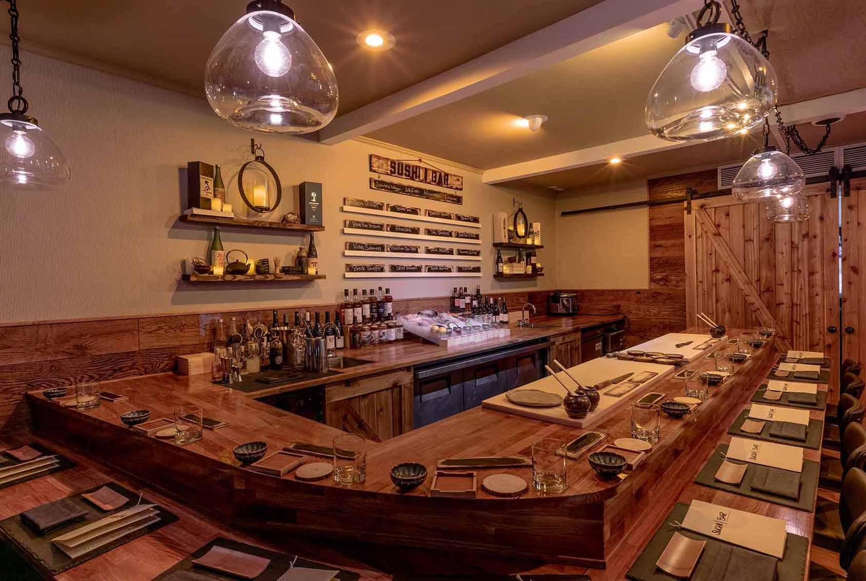 montecito inns dining area