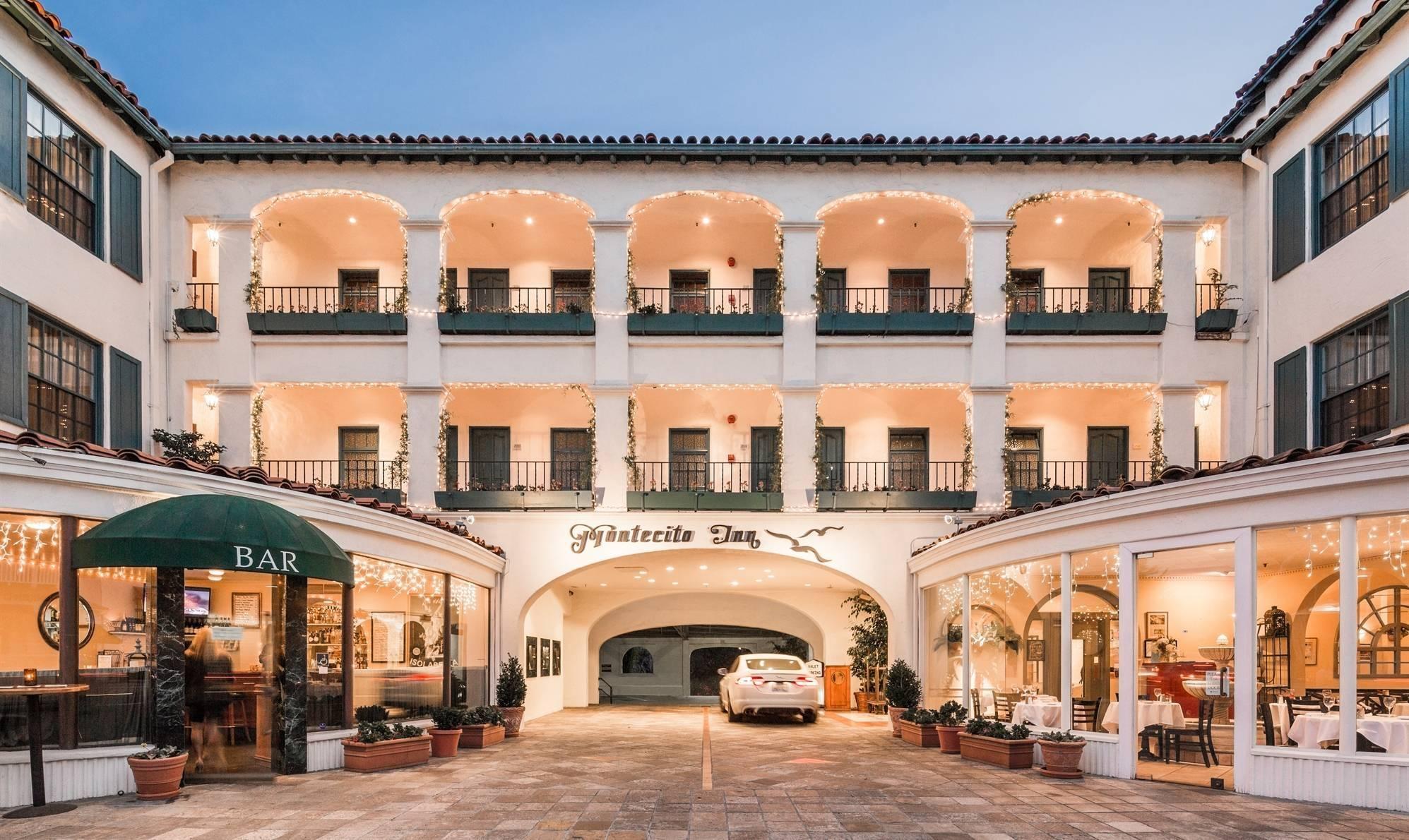 Montecito Inn santa barbara hotel suites exterior