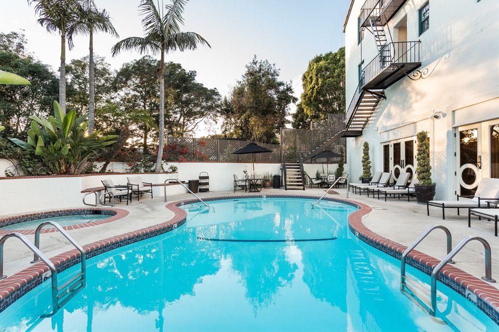 santa barbara resort pool