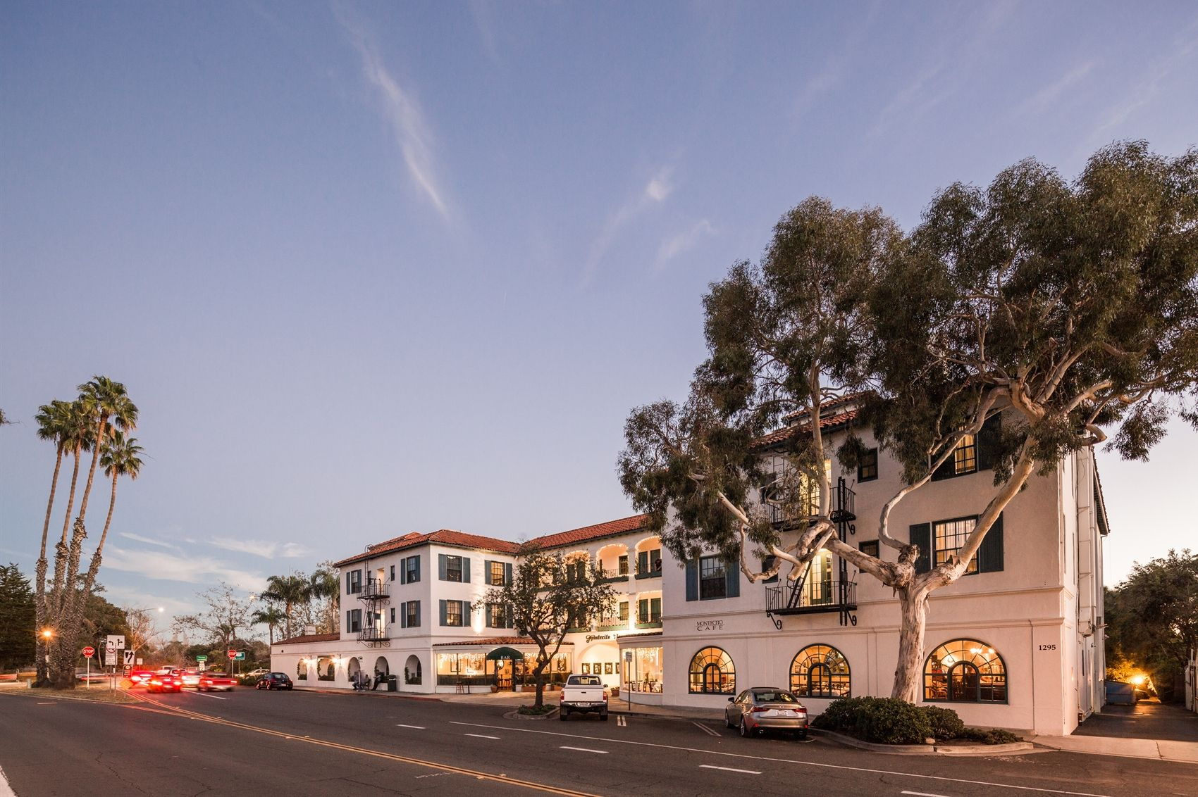 Request Information about our santa barbara luxury hotel