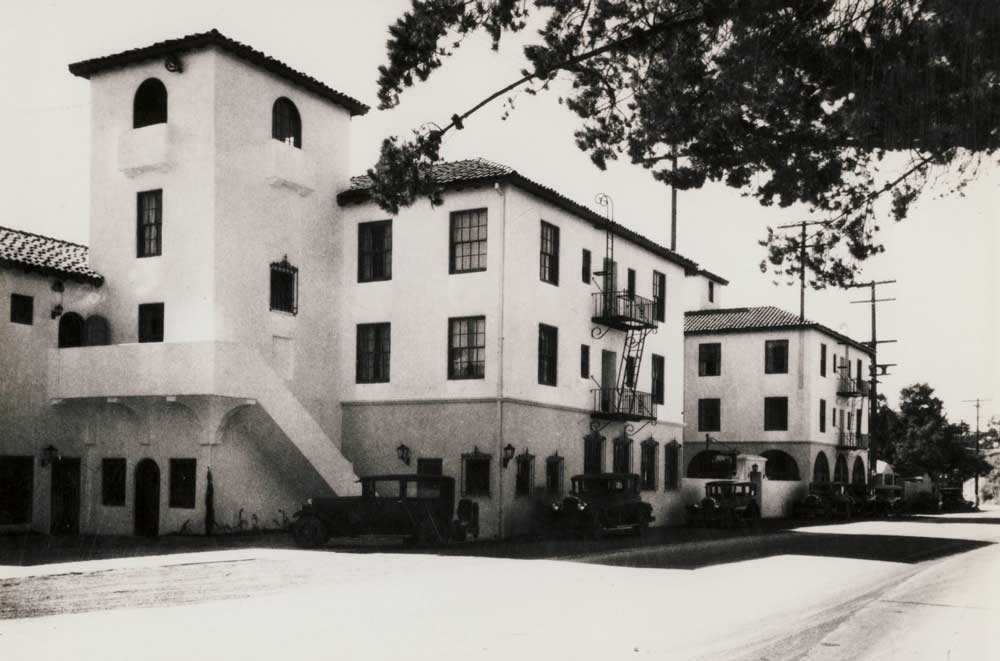 Montecito Inn, a historic hotel in santa barbara