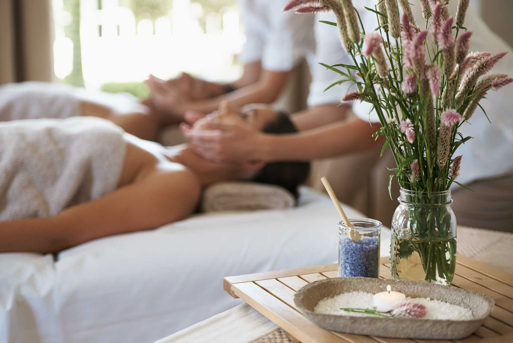 Spa Services at our santa barbara luxury hotel